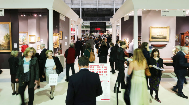 Winter Art and Antiques Olympia