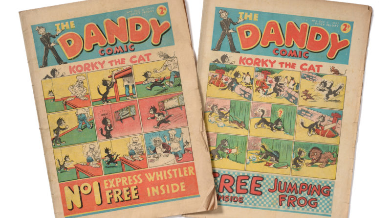 Dandy comic