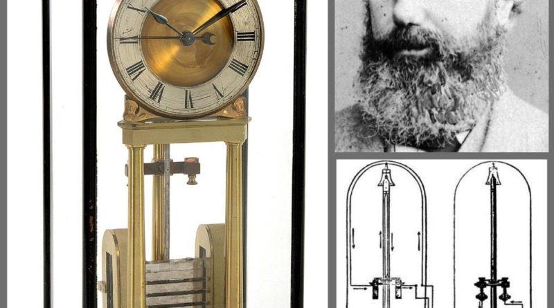 A rare timepiece by Alexander Bain