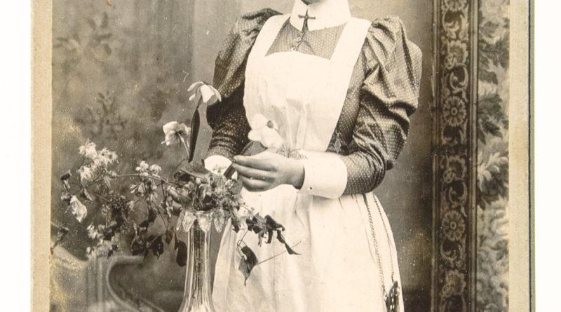 World War I Matron and Nurse Miss Katy Beaufoy