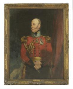 Portrait of Sir Horatio George Powys Townshend