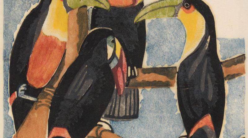 Dorrit Black's 'Toucan'