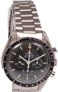 Omega Speedmaster Professional chronograph, a.k.a. The Moonwatch