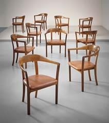 Ole Wanscher armchairs