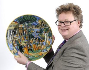 Richard Bromwell of Charterhouse Auctioneers and Valuers
