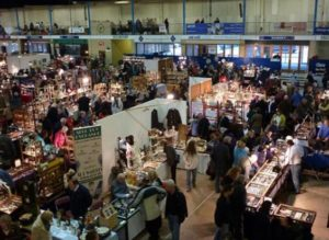 Shepton Mallet Antiques Fair