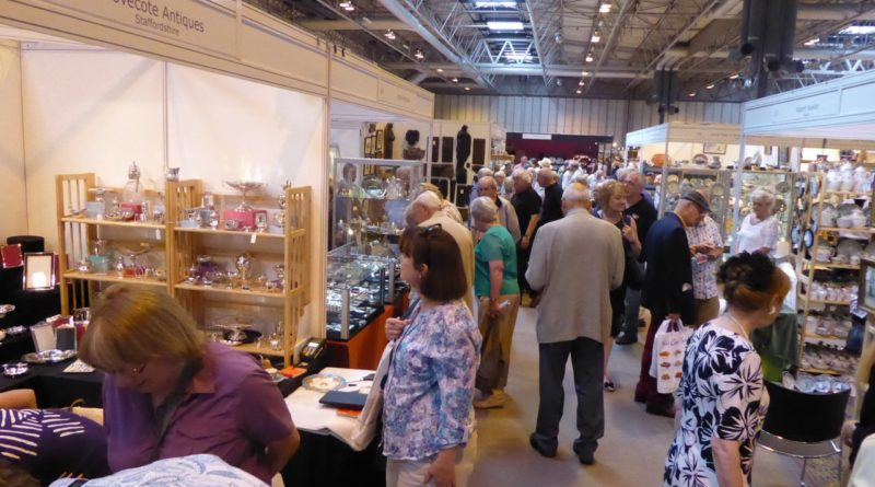 A new antiques fair at London's Excel