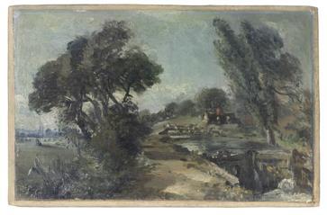 Constable sketch on Bonhams sale