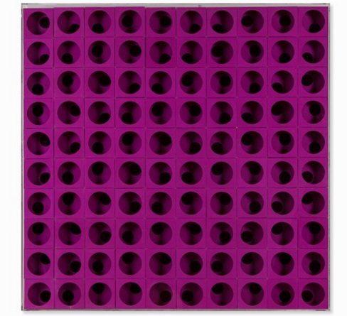 Paolo Scheggi, Struttura Modulare, 1969