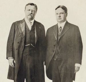 Roosevelt and Johnson