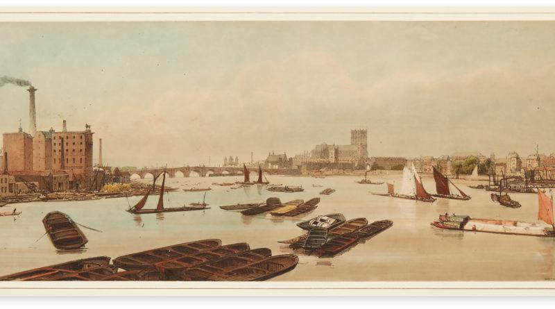 Thomas Shotter Boys' Original View of London As It Is