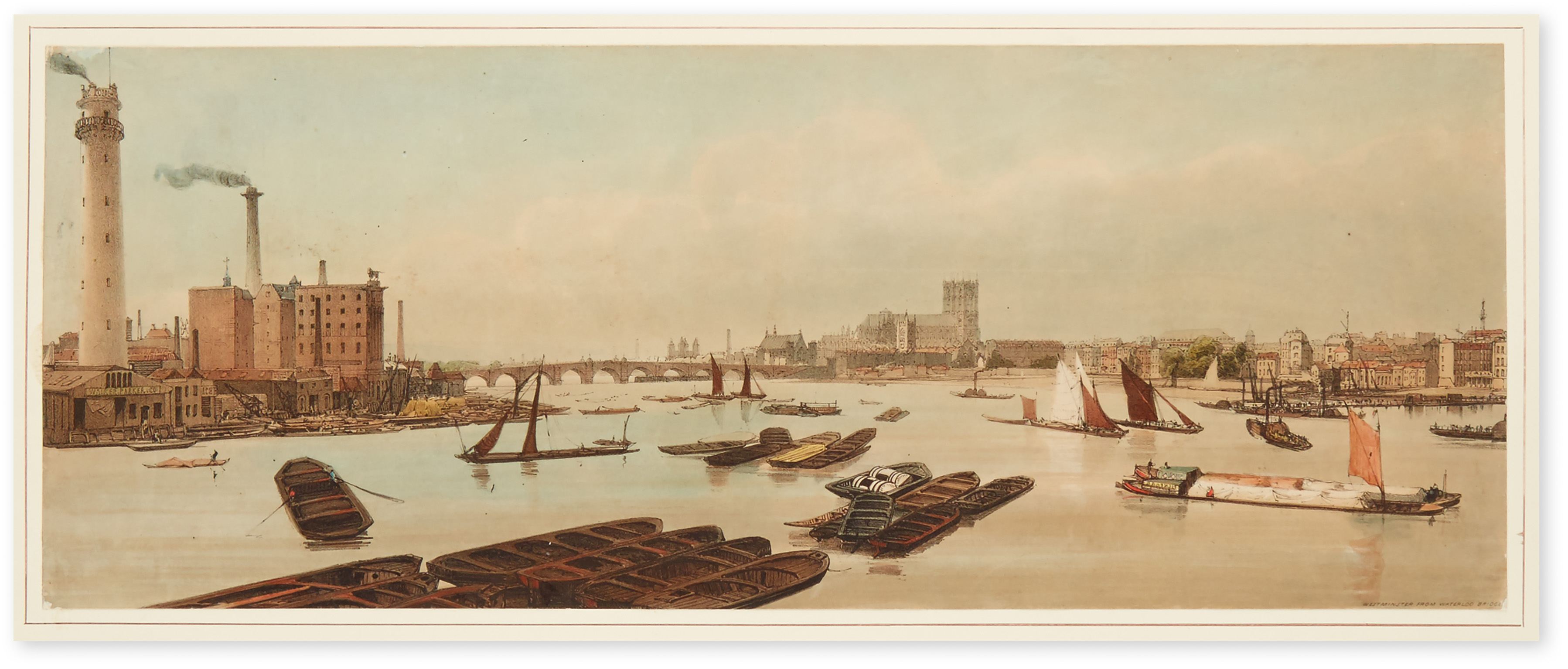 Thomas Shotter Boys' Original View of London As It Is