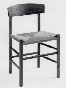 HANS WEGNER, THE ROUND CHAIR, 1949