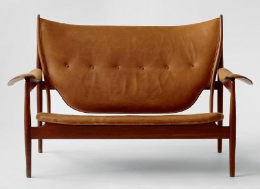 FINN JUHL, DOUBLE CHIEFTAIN CHAIR