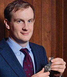 Nick Mann of Dreweatts & Bloomsbury