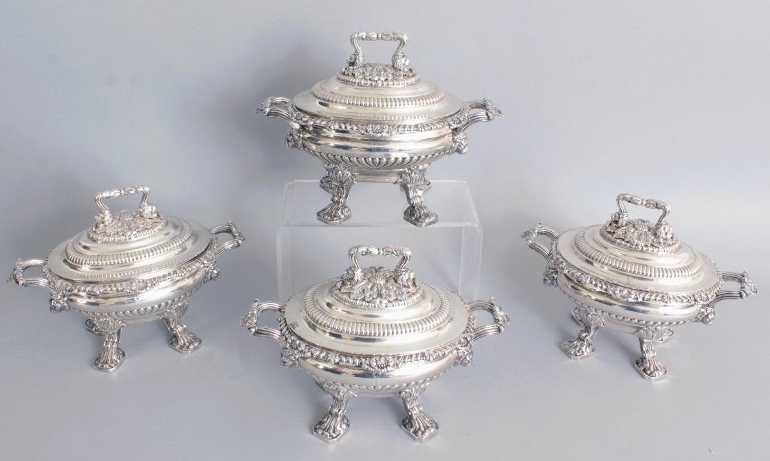 Paul Storr silver