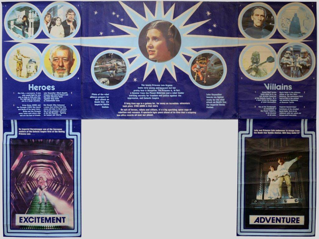 Rare Star Wars poster