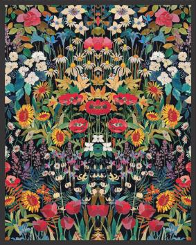 Liberty Oriental Rugs Peta Smyth Secret Garden