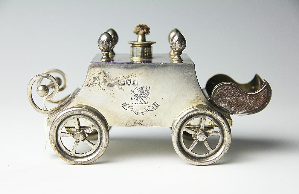 An antique lighter