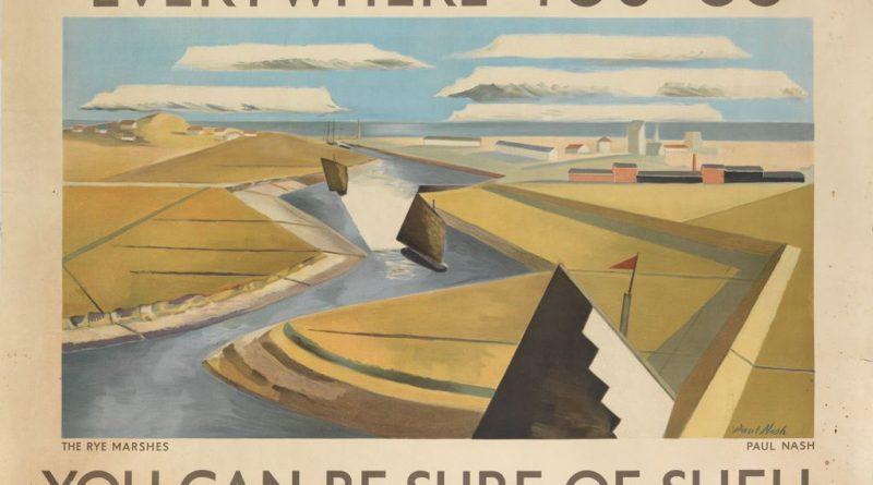 Paul Nash transport poster