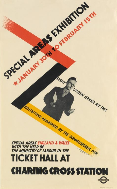 Edward McKnight Kauffer poster