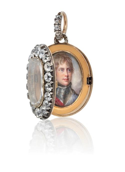 The Maria Fitzherbert Jewel