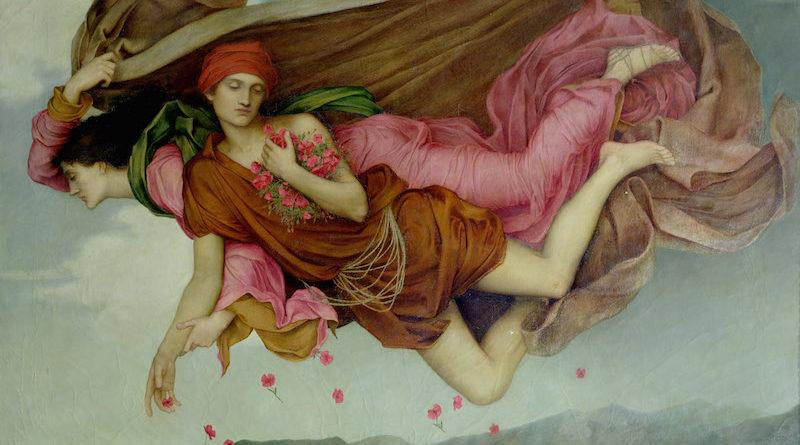 Evelyn De Morgan night and sleep