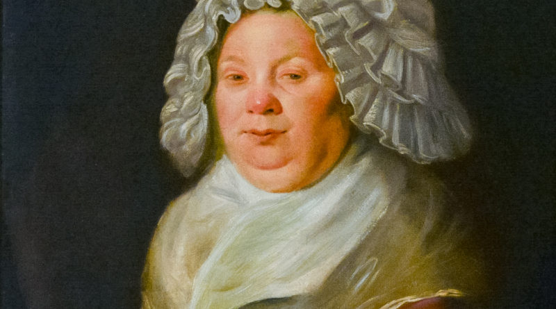 Portrait by Joseph Wright of Derby