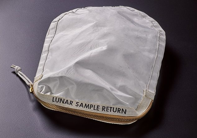 NASA Lunar sample return bag