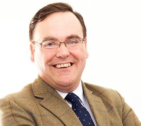 Paul Laidlaw of BBC Antiques Road Trip