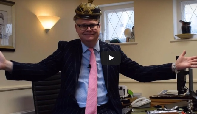 Richard Bromell of Charterhouse Auctions