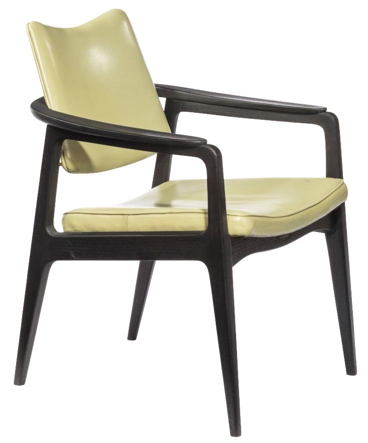 Sigvuard Bernadette 1950s teak lounge chairs for France & Daverkosen
