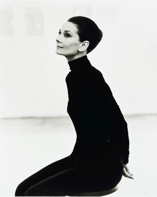 Audrey Hepburn Vanity Fair photo