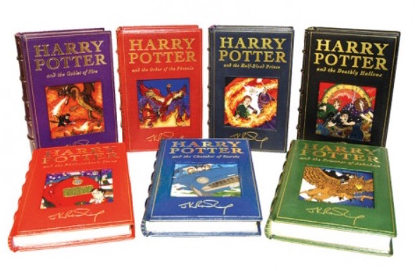 Harry Potter Book First Edition : Is your harry potter book worth thousands