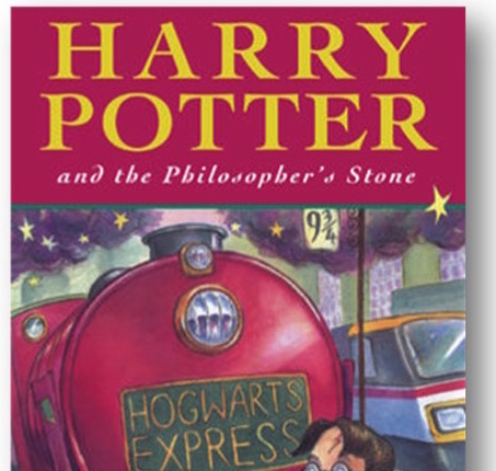 First edition of Harry Potter and the Philosopher's Stone copy