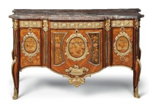 a Louis XVI commode, attributed to Antoine-Pierre Foullet, circa 1770-75