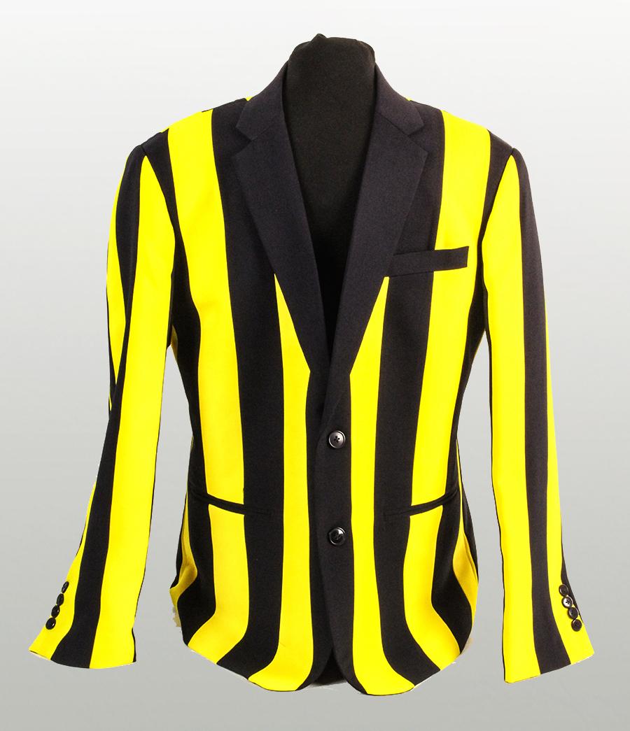 Nick Leeson's trader jacket