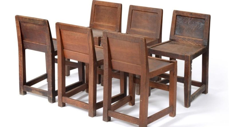 Robert 'Mouseman' Thompson chairs