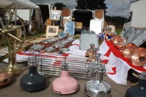 Ardingly antiques Fair