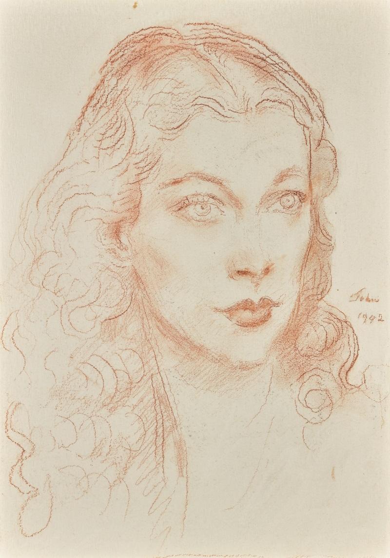 Augustus John, Vivien Leigh