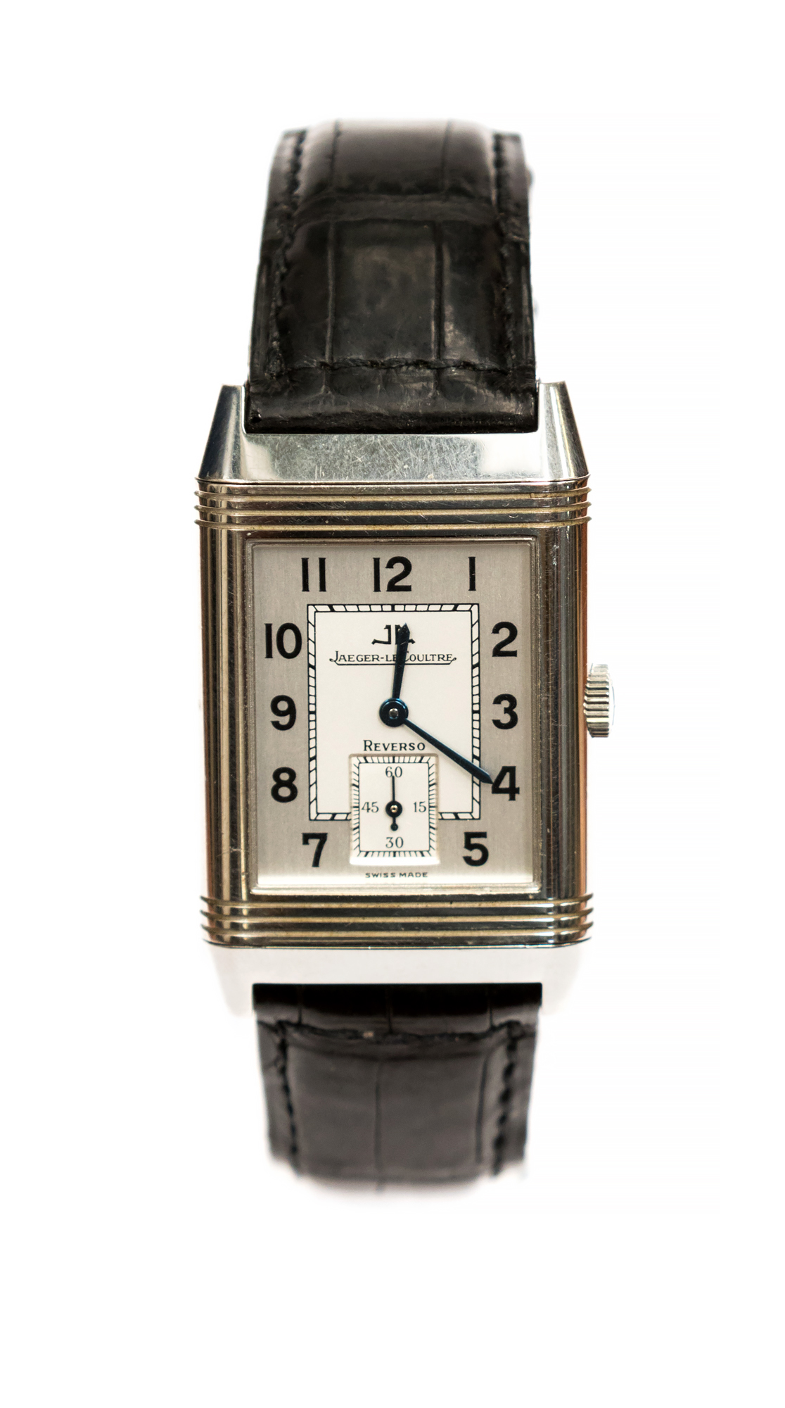 Jaeger Le Coultre Art Deco wrist watch