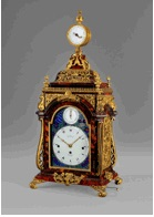 George III musical clock