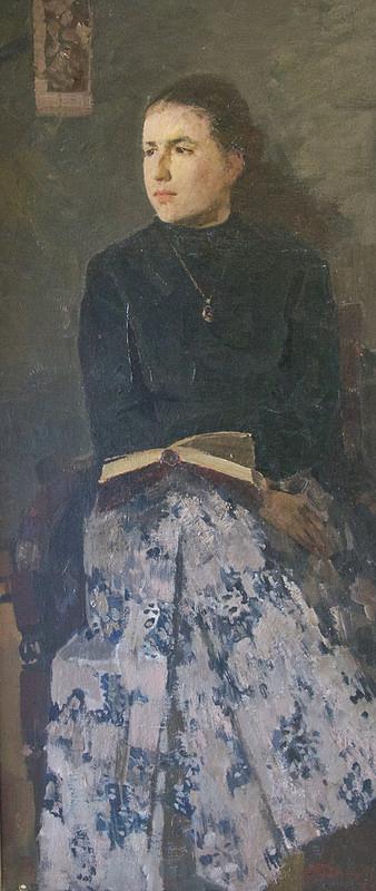 Natasha by Vasily Filipovich