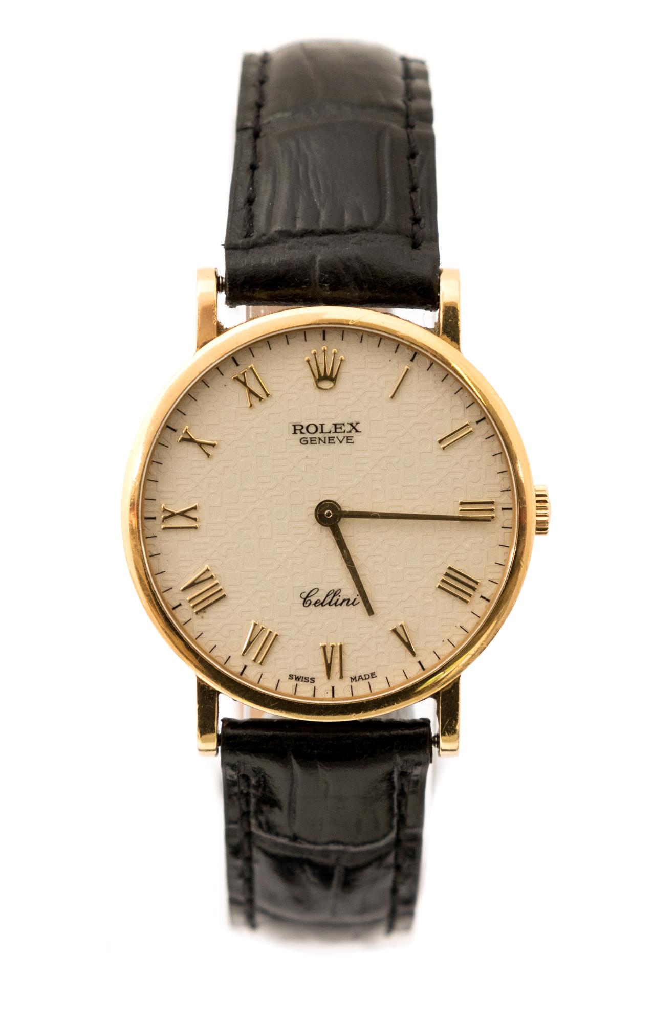 Rolex Cellini wristwatch