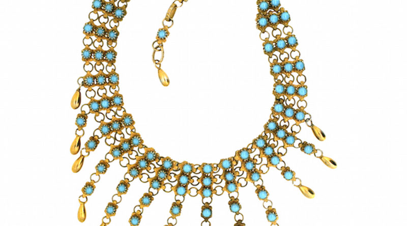 A Christian Dior by Mitchel Maer Necklace, 1950s
