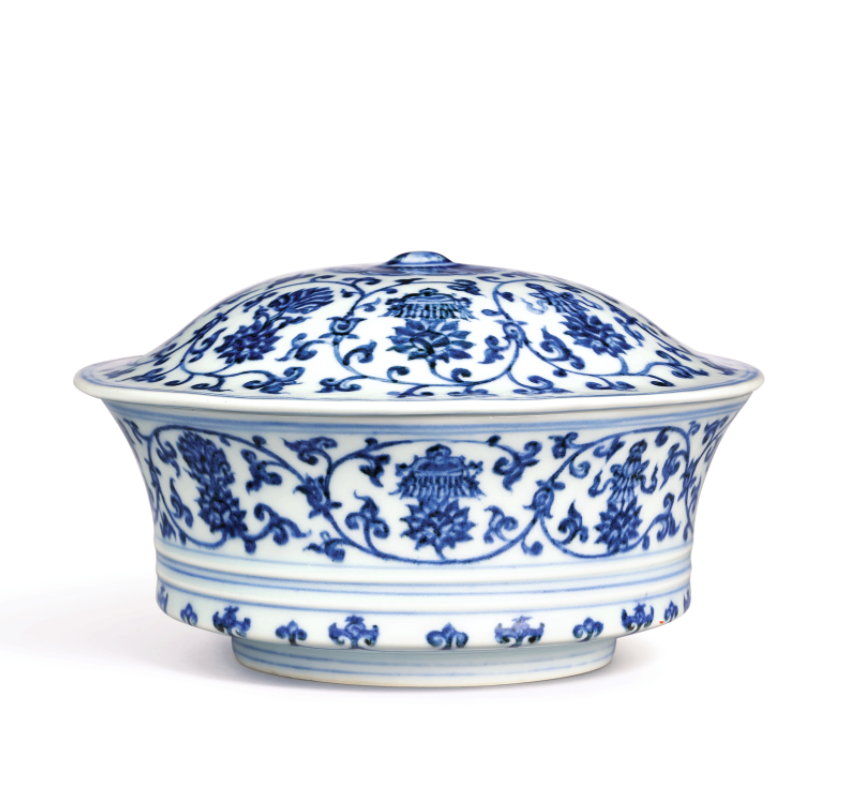 Chinese Bajixiang bowl