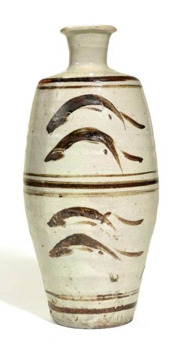 Bernard Leech vase