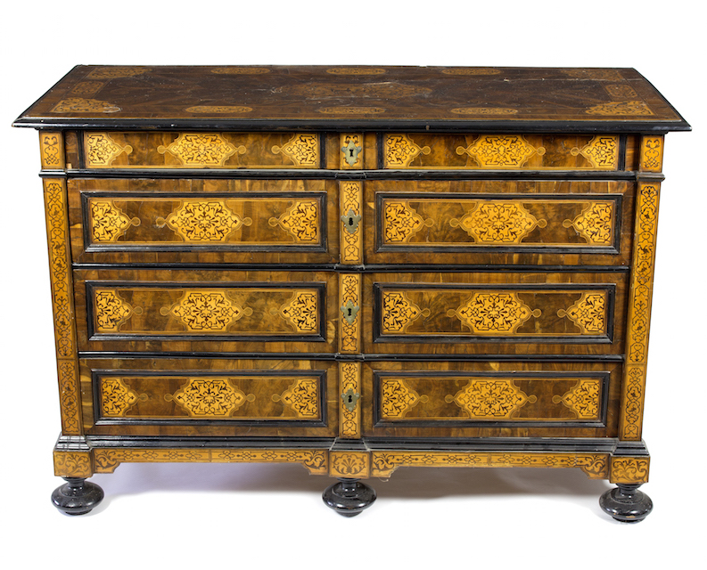 An antique Maltese commode