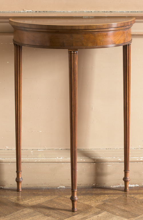 Thomas Chippendale Younger Pier table Paxton House
