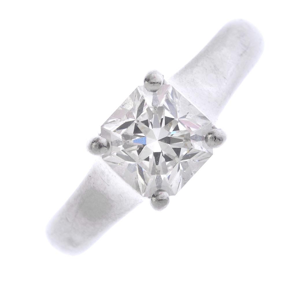 Tiffany & Co diamond ring
